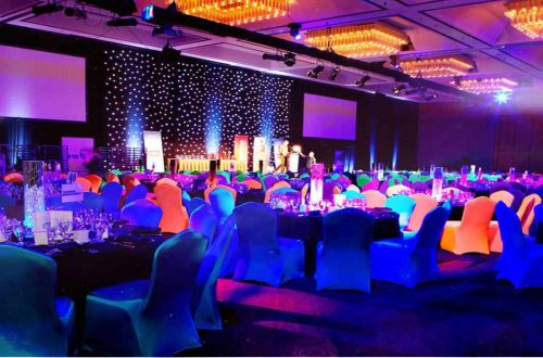 Events company singapore