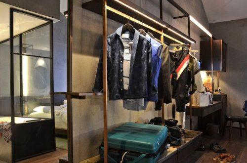 open wardrobe singapore