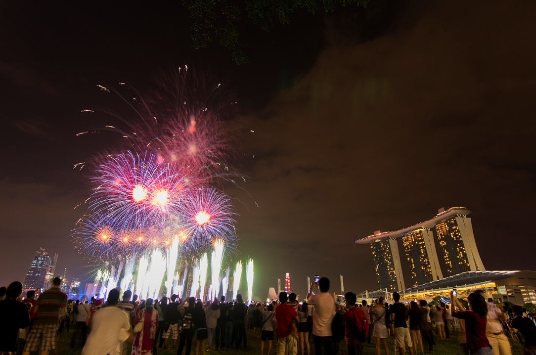 fireworks for events singapore